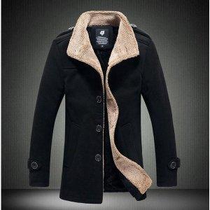 XU4122 남성자켓 캐주얼자켓 털자켓 방한복 기모자켓