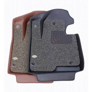 카마루 볼보 S60 3세대 6D매트 블랙그레이