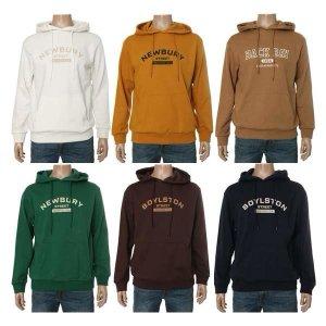 (현대백화점) 폴햄  PHZ4TH3010  남녀공용 그래픽 후드 티셔츠 PHZ4TH3010A POLHAM
