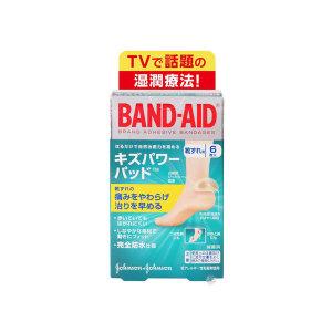 BAND-AID(밴드에이드) 키즈파워패드 뒷꿈치용 6매