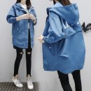 여성 야상 코트 자켓 아우터 후드 점퍼 루즈핏 hl74