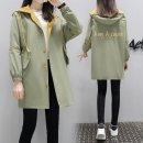 여성 야상 코트 자켓 아우터 후드 점퍼 루즈핏 hl78