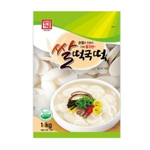 한성 쌀떡국떡 1kg