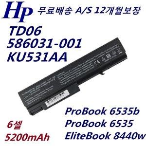 TD06 EliteBook 8440p EliteBook 8440w ProBook 6440b