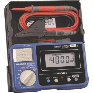 히오키 디지털 절연저항계 메가테스터 IR4056-20 특가