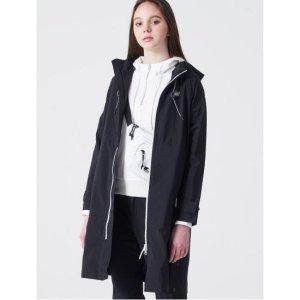 빈폴스포츠  블랙 여성 고어텍스 PAC 재킷 BO9239C135