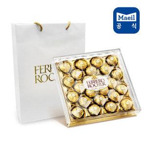 페레로로쉐/초콜렛/초콜릿/다이아 24T 1개+쇼핑백 증정