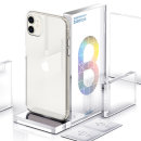 아이폰11 밸런스 슬림 투명 하드 케이스
