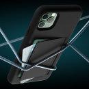 아이폰11프로맥스 밸런스 카드 범퍼 하드 케이스