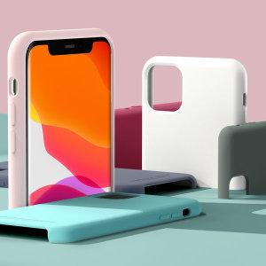 아이폰 11 프로 밸런스 정품 실리콘 젤리 케이스