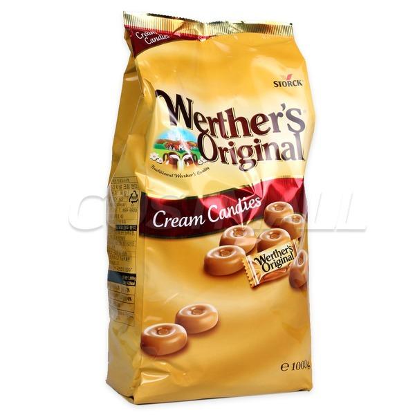 스톡 웨더스 버터 크림 캔디 1kg/웨덜스 코스트코