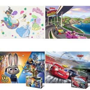 디즈니퍼즐 200조각 500조각 미키마우스 카3 겨울왕국