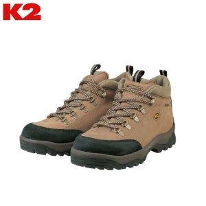K2-17/6인치/K2안전화/고어텍스/끈/브라운