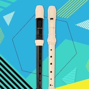삼익악기 리코더 SRG-80 저먼식 블랙