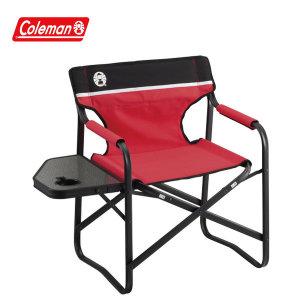Coleman 콜맨 갑판 의자 ST 사이드 테이블 부착형
