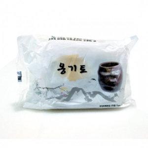 옹기토 찰흙 지점토 클레이 도예 점토 만들기