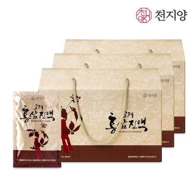 [천지양] 천지양 고려홍삼진액 50ml x 30포 x 3박스 선물세트