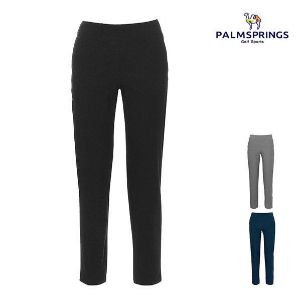 팜스프링스 골프  팜스프링스  여성 심플 밴딩 팬츠 (SPBL182870)