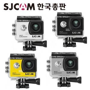 SJCAM 한국총판 정품 SJ5000X ELITE 4K GYRO 방수 캠