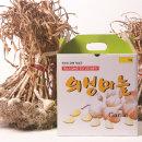 의성마늘 토종마늘(육쪽) 한접100개/중대(3kg내외)
