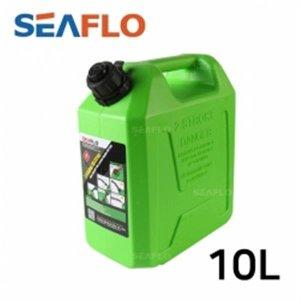 씨플로  제리캔 10L 흘림방지 보조연료통 (2ST용)