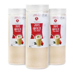 귀리쉐이크 460g 3개 /귀리가루/귀리우유