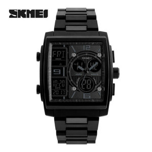 SKMEI 1274 스포츠 디지털 남성용 손목시계 4색상