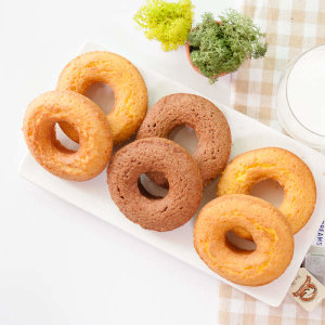 (현대Hmall)오븐에 구운 도너츠 20개 버터맛/바나나맛/초코맛 택1