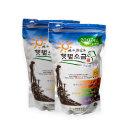 07년산 신안천일염 1+1kg(지퍼팩) 숙성/선별 저염소금