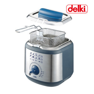 가정용 미니 튀김기 DKB-112 전기튀김기