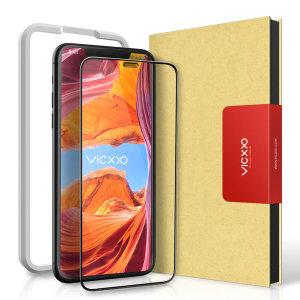 아이폰11 프로 2.5DX 풀커버 액정보호 강화유리 필름