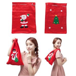 (산타핫딜) 산타선물 주머니/크리스마스/선물포장 39번