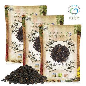 국내산 건조 오가피열매 500gx3봉 오갈피나무열매