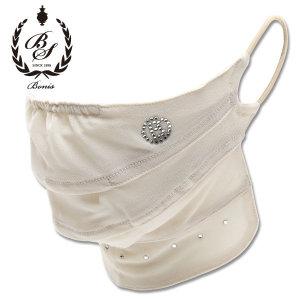 보니스골프   기타브랜드  보니스 골프  자외선차단  피부보호 통풍 매쉬 여성 마스크(대