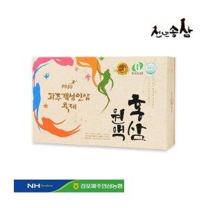 김포파주인삼농협(식)   김포파주인삼농협 6년근 홍삼원액 4박스 (50mlx30포) /