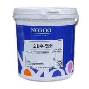 순앤수 젯소 4L 프라이머 수성 친환경 다용도