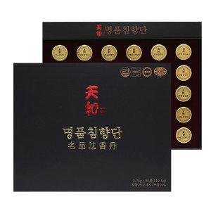 침향단 3.75g x 30환 효도선물세트 침향15%