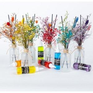 라비주얼 양재동 꽃시장향 플라워 디퓨저 선물세트(컬러선택) / 무료배송