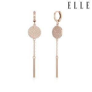 엘르주얼리  14k 원터치 파티 귀걸이 (gold pin) ELGPEE024