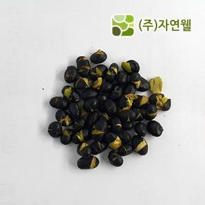 자연웰 무배 볶음 검은콩 500g+500g/볶은서리태 볶음콩