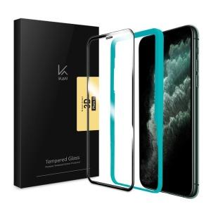 케이안 아이폰11 강화유리 크리스탈아머 3D프리미엄