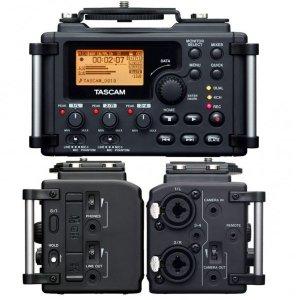 DSLR용 오디오 레코더 DR-60Dmk2 Tascam 비엘에스 정품