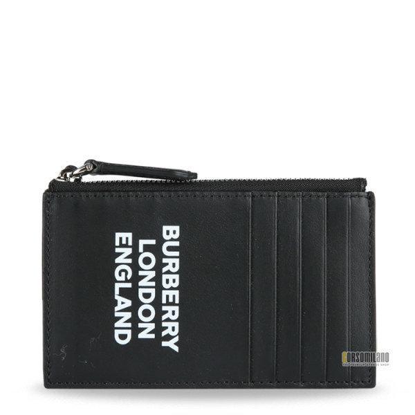 로고 프린트 카드 지갑 19FW 8014709