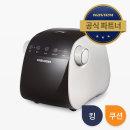Modern 쿠션형 온수매트 킹 EQM552-KH 초코