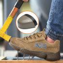 경량 안전화 미끄럼방지 작업화 용접 전기 현장 신발