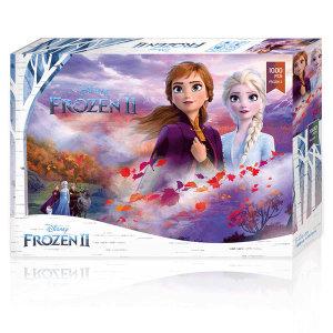 1000조각 직소퍼즐 겨울왕국2-미지의땅으로 토이앤퍼즐