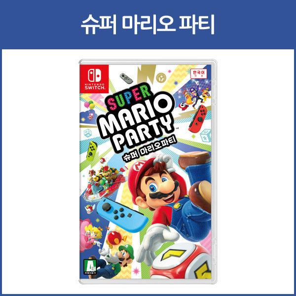 닌텐도   Switch 슈퍼마리오 파티