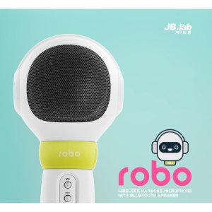 옴니  JB.Lab 제이비랩  ROBO 마이커 스피커 에코 노래방 블루투스마이크