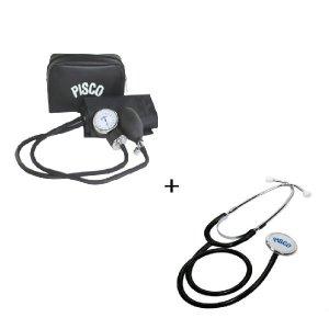 PISCO(피스코) 아네로이드 메타혈압계 + 단면 청진기