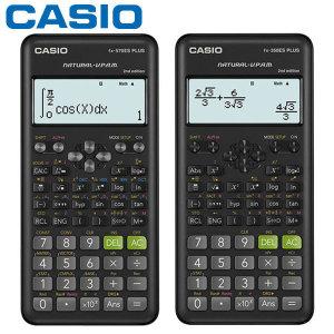 카시오 FX-350ES PLUS FX-570ES PLUS 공학용계산기